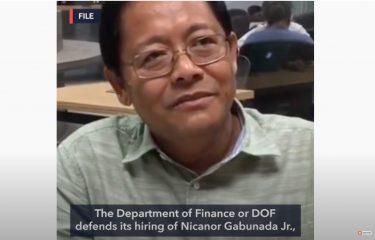 ドゥテルテ大統領の選挙参謀、今度は財務省のコンサルに