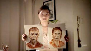 政治犯の医療費の援助を 弁護士でアーティストのタウレさんが水彩画を販売